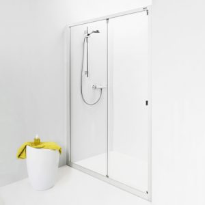 1650 mm klarglas IDO Showerama 8-1 1650 mm, Klarglas