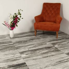 PROVBIT KLINKER BURN WOOD GREY NORDIC KAKEL