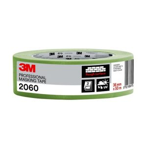 3M 2060 Maskeringstejp 36 mm x 50 m