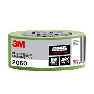 3M 2060 Maskeringstejp 48 mm x 50 m