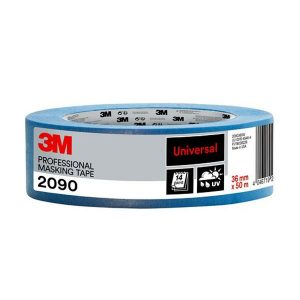 3M 2090 Maskeringstejp 36 mm x 50 m