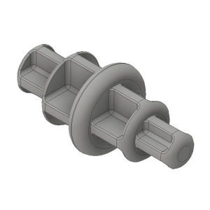 Essentra Components 5330100 Hertilaplugg M6-M12, 70-pack