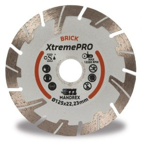 Mandrex Bricks XtremePRO Diamantkapskiva 150 mm