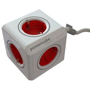 allocacoc PowerCube Grenuttag